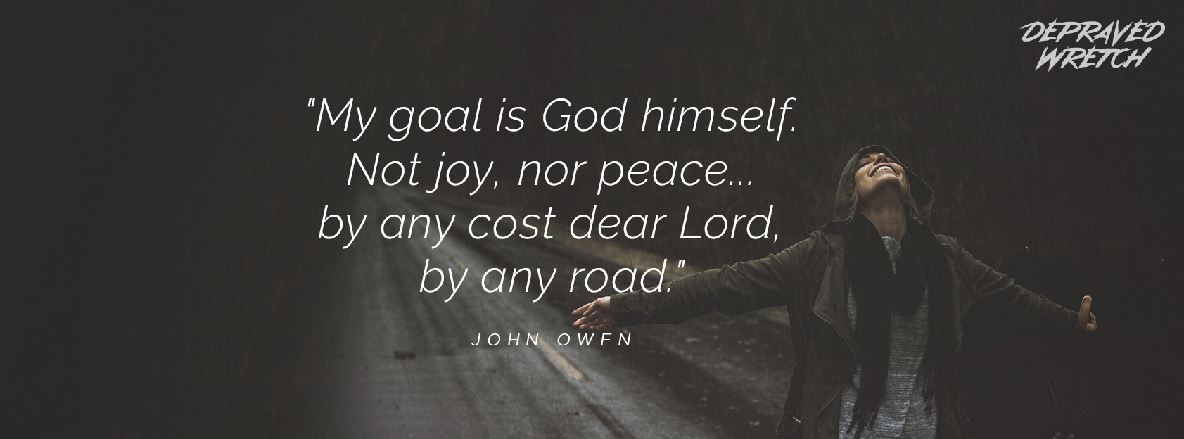 John Owen Facebook Cover Photo